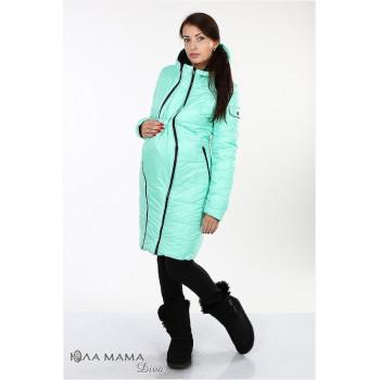 Пальто зимнее для беременных Viсtoria 1507