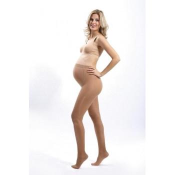 Колготки для беременных 20 den эластичные и комфортные.