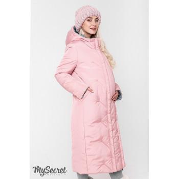Пальто зимнее двухстороннее для беременных Viсtoria 1555