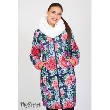 Пальто зимнее для беременных Viсtoria 1509