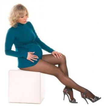 Колготки для беременных 40 ден Viсtoria 1219