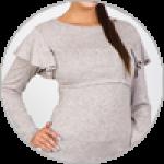 Джемпера для беременных