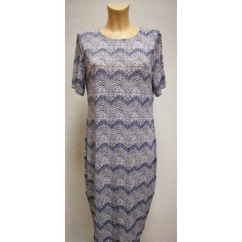 Платье для беременных Victoria баллон узоры 1626