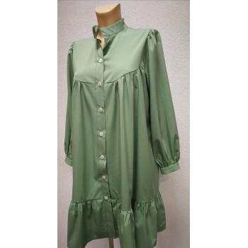 Платье для беременных Victoria мята 1620