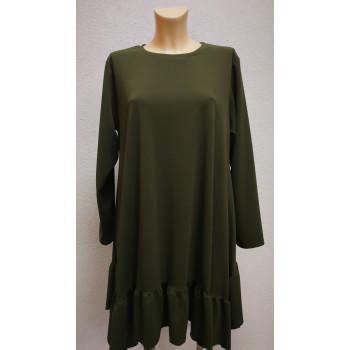 Платье для беременных Victoria воланы  0440