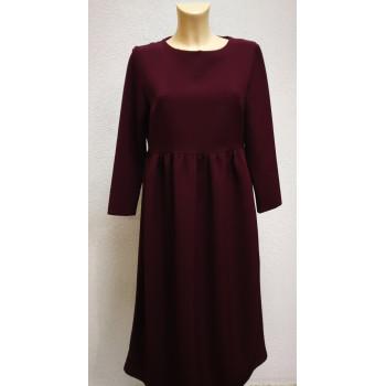 Платье для беременных Victoria вишня 1621